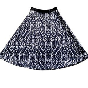 Tikika Active Couture Casual Patterned Skirt